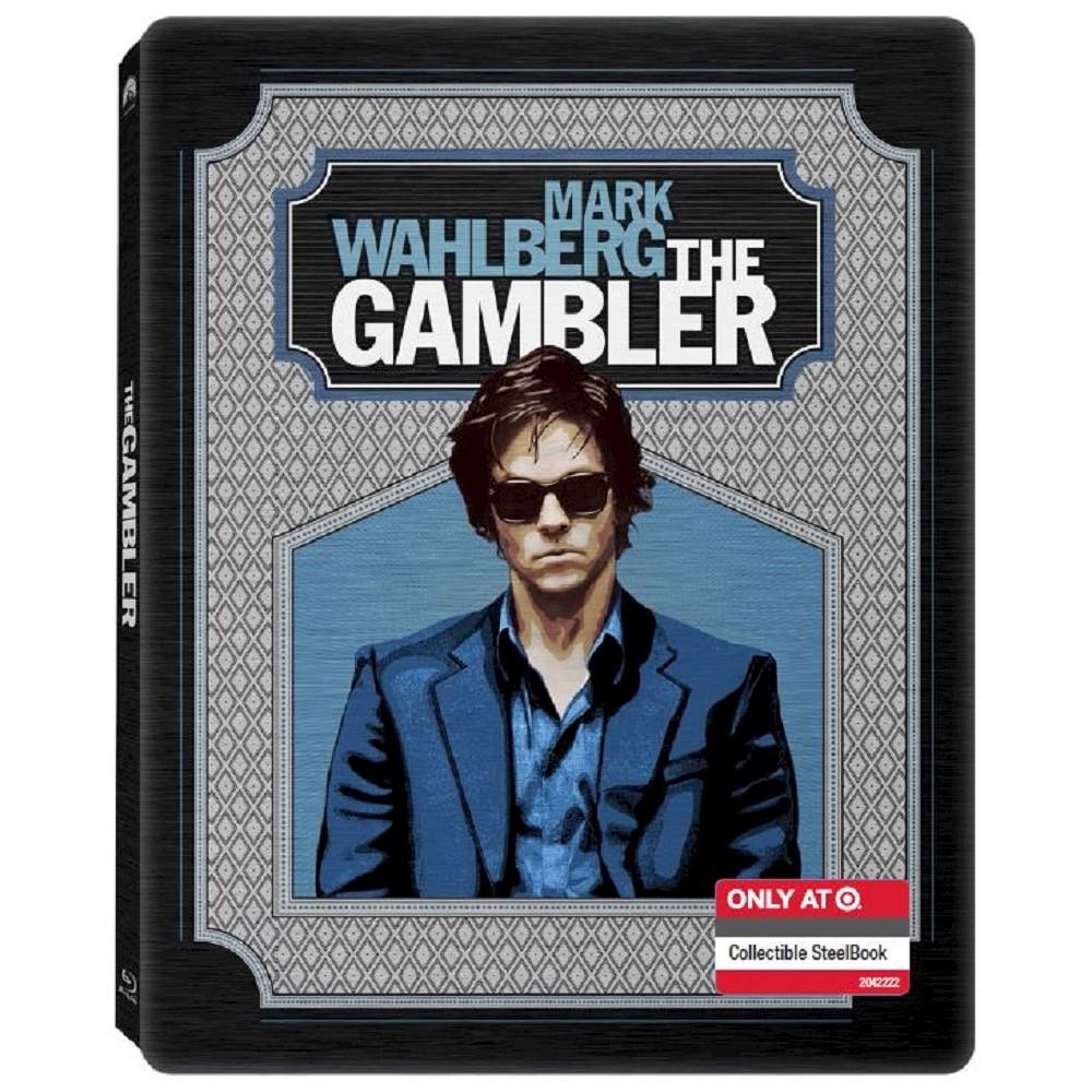 The Gambler (Steelbook) (Blu-ray/Dvd)