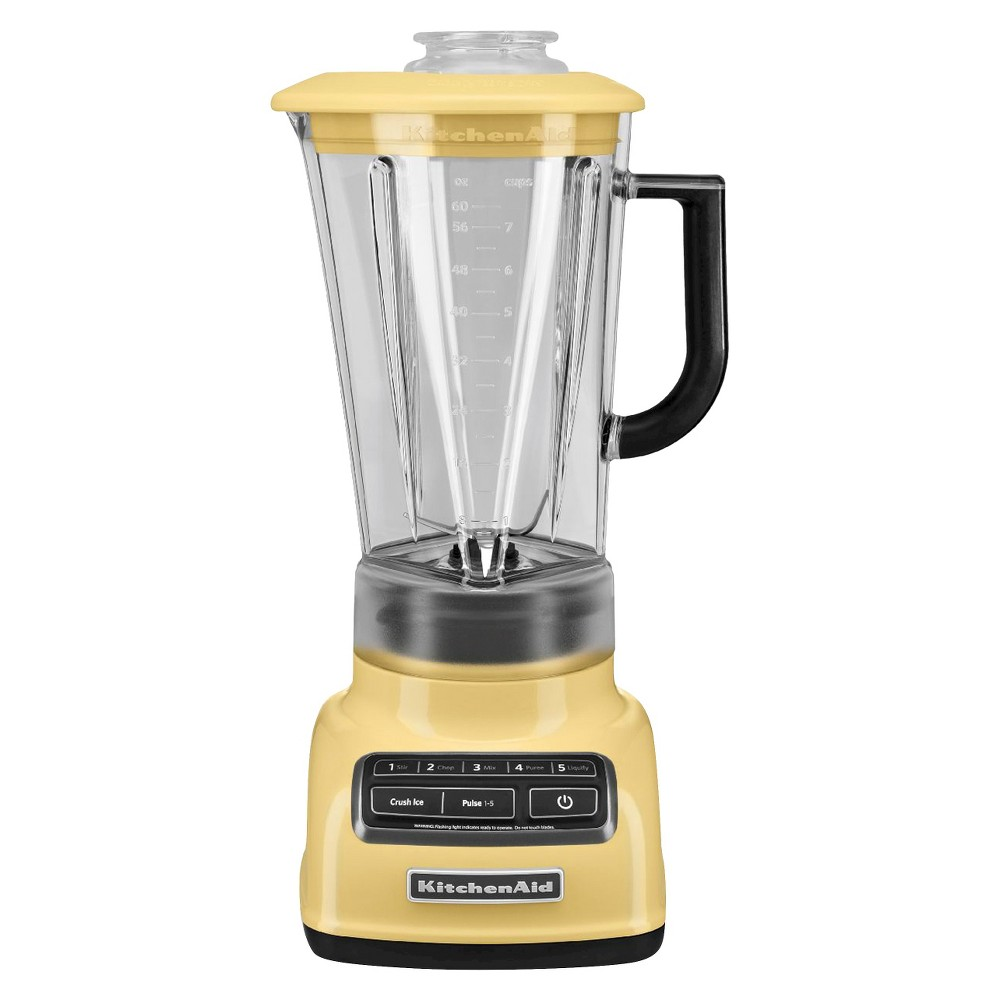 KitchenAid 5-Speed Diamond Blender – Ksb1575, Majestic Yellow 14872000