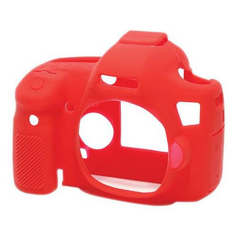 easyCover Silicon Case for Canon 6D Cameras, Red - image 1 of 3