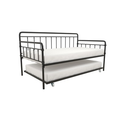Wallace Metal Daybed with Trundle - Dorel Home Products