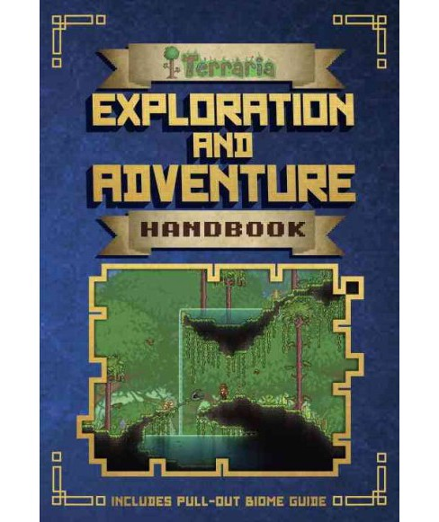 Exploration and Adventure Handbook (Paperback) (Daniel Roy) - image 1 of 1