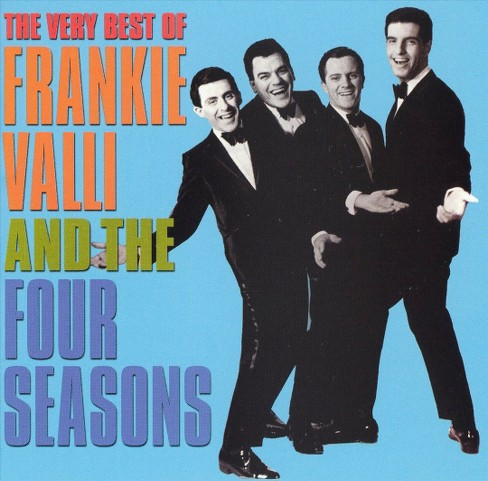 Frankie & fou valli - Very best of frankie valli & four sea (CD) - image 1 of 1