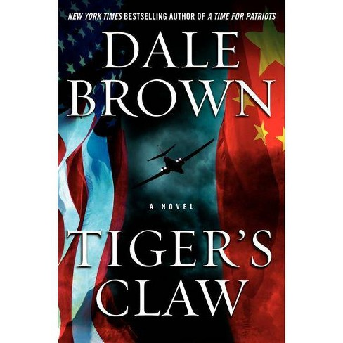 Tiger's Claw - by  Dale Brown (Hardcover) - image 1 of 1