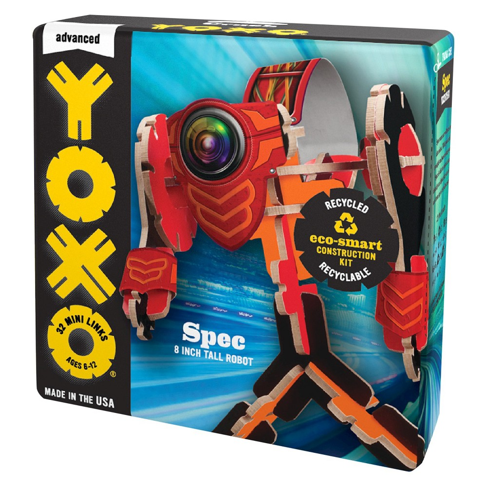 Yoxo Construction Kit Spec Robot - 8