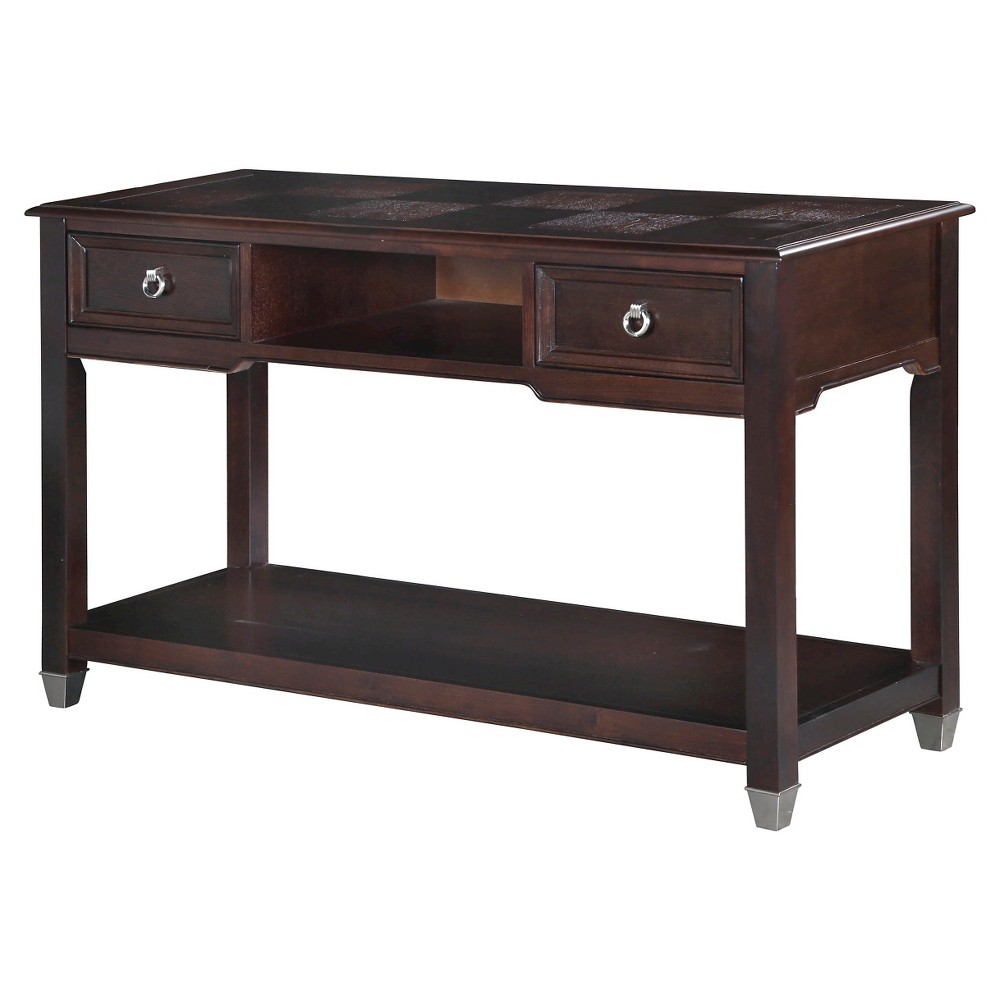 Console Table Brown - Magnussen Home