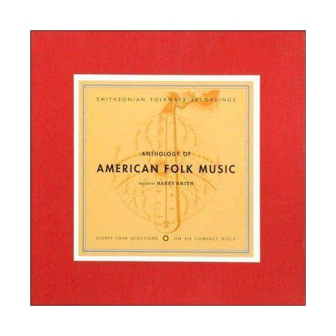 Various Artists; Various Artists - Anthology Of American Folk Music, Vol. 1-3 (box) (CD) - image 1 of 1