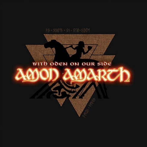 Amon amarth - With oden on our side (CD) - image 1 of 1