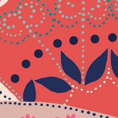 Sedona Scallop Pink