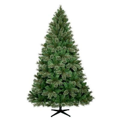 High Quality 7.5ft Unlit Full Artificial Christmas Tree Virginia Pine   Wondershop™