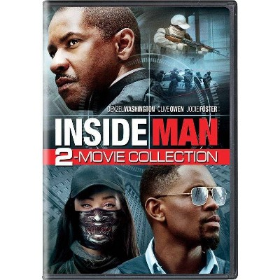 Inside Man 2-Movie Collection (DVD)
