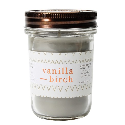 Container Candle - Vanilla Birch - 4.8oz - image 1 of 1