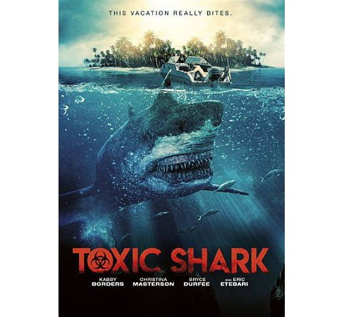 Toxic Shark (DVD) - image 1 of 1