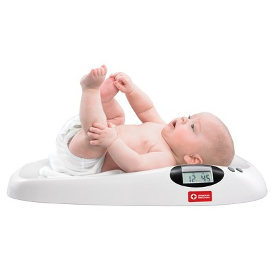 American Red Cross Baby Scale - White