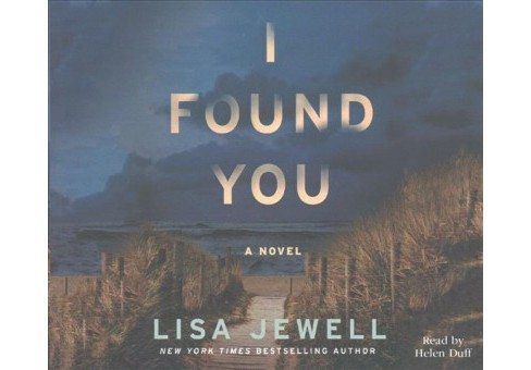 I Found You (MP3-CD) (Lisa Jewell) - image 1 of 1