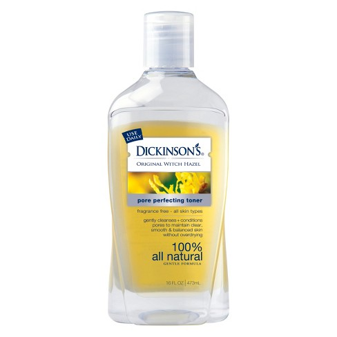 Unscented Dickinson's Original Witch Hazel Pore Perfecting Toner - 16oz - image 1 of 1