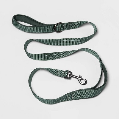 Comfort Reflective Double Stitch Dog Leash - Boots & Barkley™