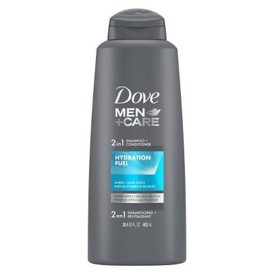 Dove Men + Care 2-in-1 Hydration Fuel Shampoo and Conditioner - 20.4 fl oz