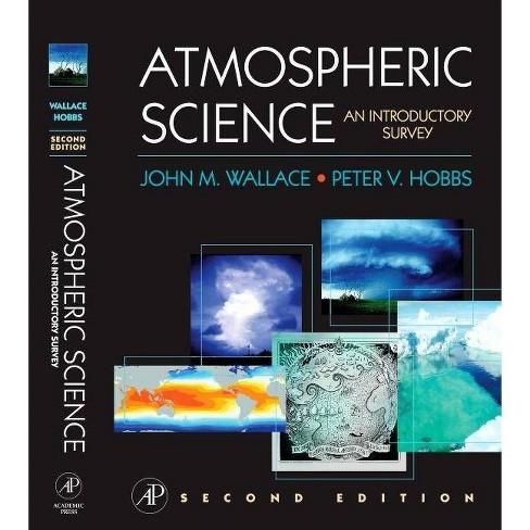Atmospheric Science - (International Geophysics (Hardcover)) 2 Edition (Hardcover) - image 1 of 1