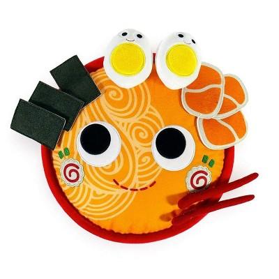 Kidrobot Yummy World Nicole the Ramen Bowl Large 12 Inch Plush