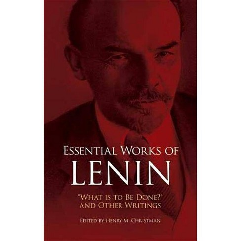 Essential Works of Lenin - by  Vladimir Ilyich Lenin (Paperback) - image 1 of 1