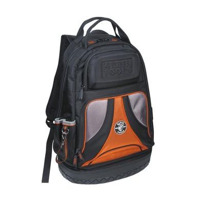 Klein Tools 55421BP-14 Tradesman Pro 14 in. Tool Bag Backpack - Black