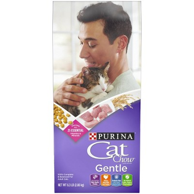 Cat Food: Purina Cat Chow Gentle