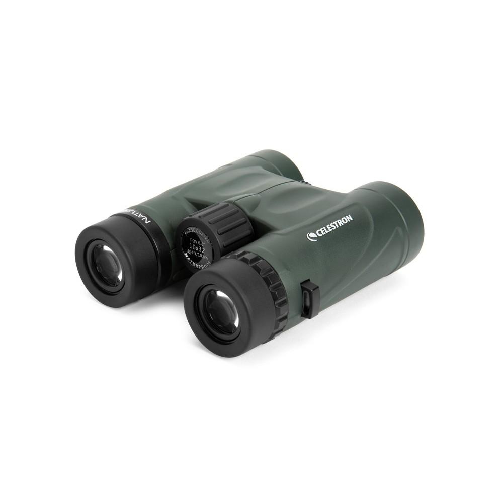 Image of Celestron Nature DX - Black 10mm X 32mm, Green