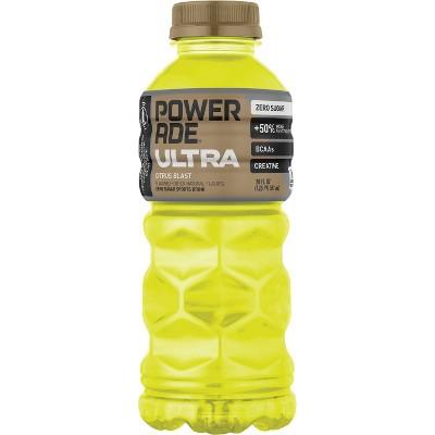 POWERADE Ultra Citrus Blast Sports Drink - 20 fl oz Bottle