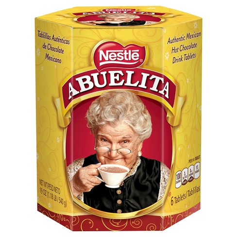 Nestle Abuelita Authentic Mexican Chocolate Drink Mix - 6ct - image 1 of 6