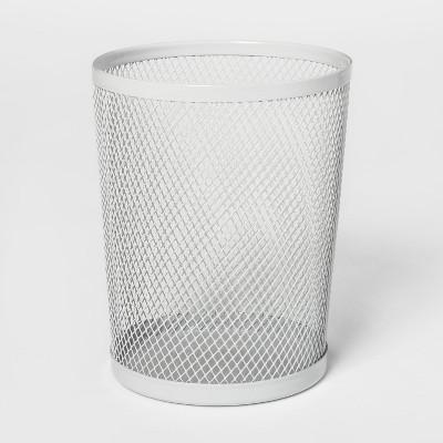 Utensil Holder Sleek Silver - Room Essentials™