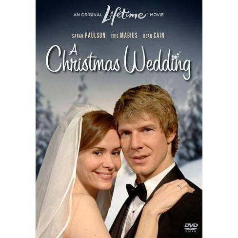 A Christmas Wedding (DVD) - image 1 of 1