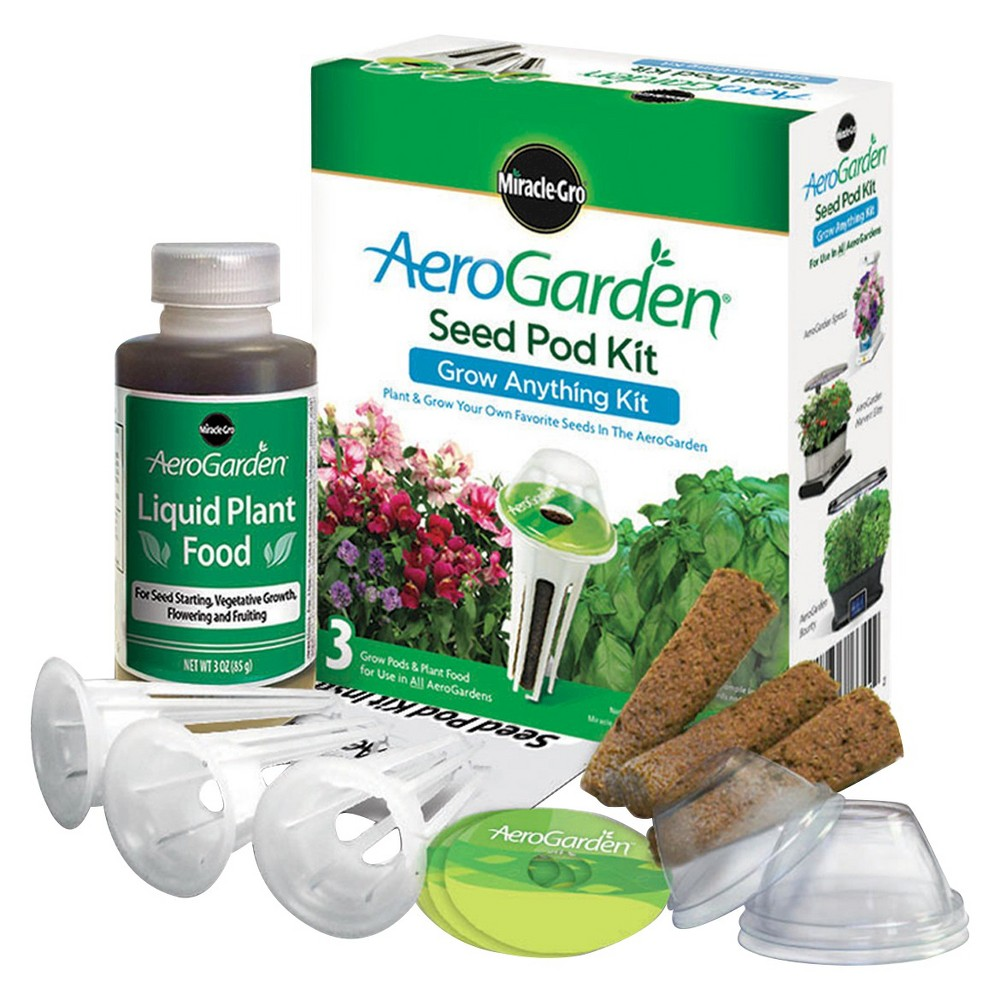 Image of Miracle-Gro AeroGarden Grow Anything Kit (3-Pod)
