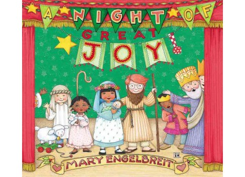 Night of Great Joy (School And Library) (Mary Engelbreit) - image 1 of 1