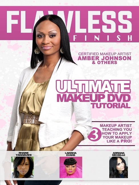 Flawless finish (DVD) - image 1 of 1