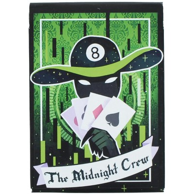 Imaginary People Homestuck The Midnight Crew Playing Cards | 54 Card Deck