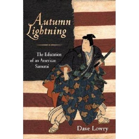 Autumn Lightning - by  Dave Lowry (Paperback) - image 1 of 1