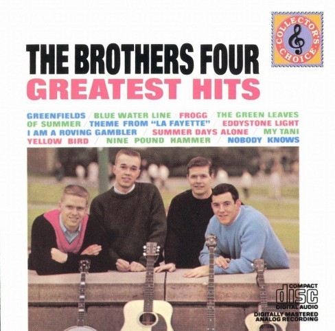 Brothers four - Greatest hits (CD) - image 1 of 1