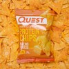 Quest Tortilla Style Protein Chips - Nacho Cheese - 4ct/4.5oz - image 3 of 4