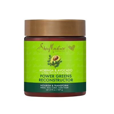 SheaMoisture Power Greens Reconstructor with Moringa & Avocado - 8oz