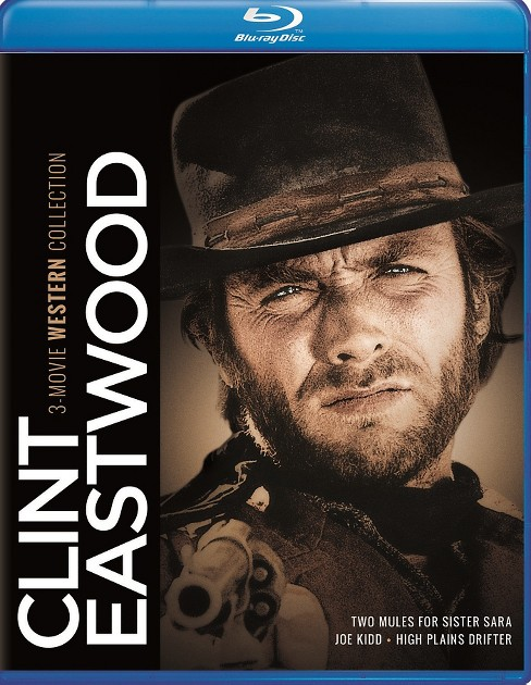 Clint eastwood:3 movie western collec (Blu-ray) - image 1 of 1