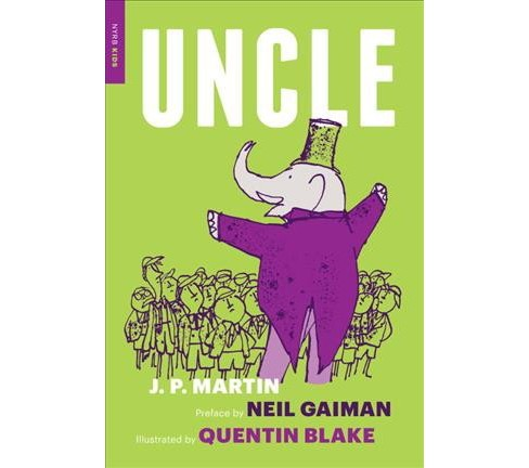 Uncle (Reprint) (Paperback) (J. P. Martin) - image 1 of 1