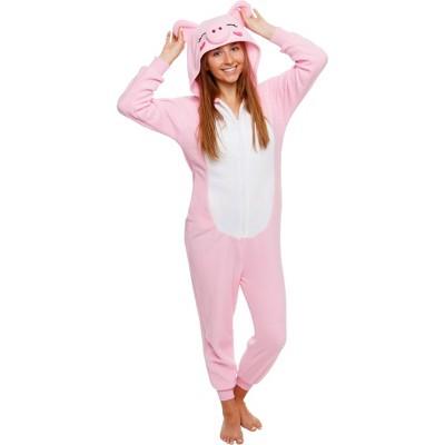 Funziez! Pig Slim Fit Women's Novelty Union Suit