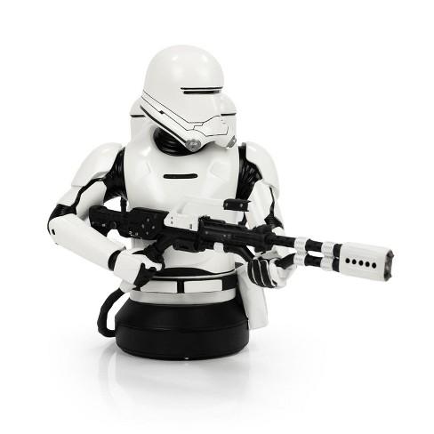 Gentle Giant Studios Star Wars First Order Flametrooper Figure Statue | 7-Inch Character Resin Bust - image 1 of 4