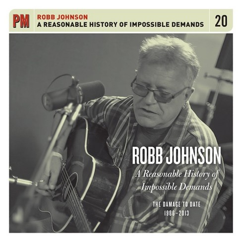 Robb johnson - Reasonable history of impossible dema (CD) - image 1 of 1