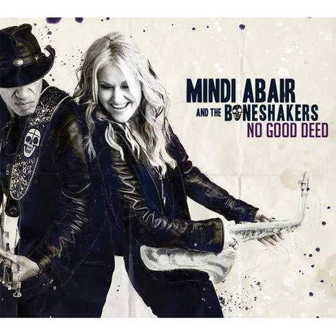 Mindi  Abair &  The Boneshakers - No Good Deed (CD) - image 1 of 1