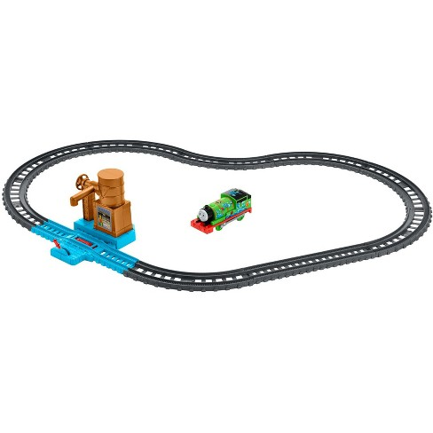 Fisher-Price Thomas & Friends Thomas the Tank Engine TrackMaster Water Tower Set - image 1 of 4