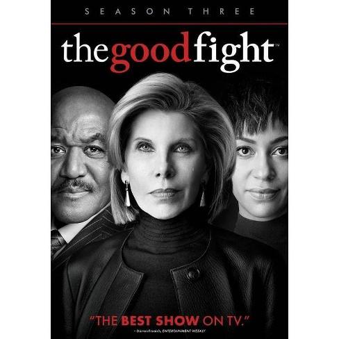 The Good Fight: Season Three (DVD) - image 1 of 1