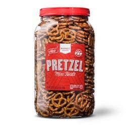Mini Pretzel Twists - 25oz - Market Pantry™