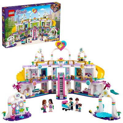 LEGO Friends Heartlake City Shopping Mall Building Toy 41450