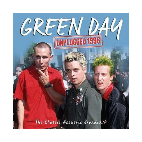 Green Day - Unplugged 1996 (CD) - image 1 of 1
